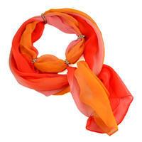 Scarf Extravagant 396ext002-11.10 - orange