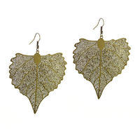 Valerie earrings - green