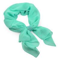 Jewelry scarf Melody - menthol