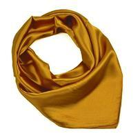 Small neckerchief 63sk001-12 - bronze brown