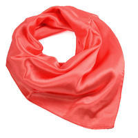 Small neckerchief 63sk001-29 - coral