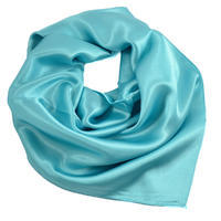 Small neckerchief 63sk001-32 - light blue
