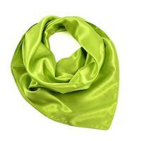 Small neckerchief 63sk001-51 - apple green