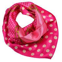 Small neckerchief 63sk003-25.01 - fuchsia