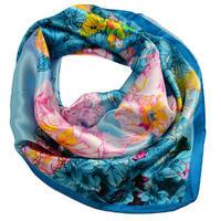 Small neckerchief 63sk004-32.23 - turquoise