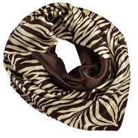 Small neckerchief 63sk007-40 - brown