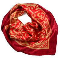 Small neckerchief 63sk009-20.13 - red