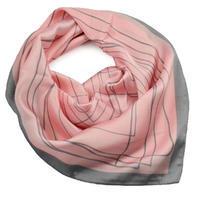 Square scarf- multicolour