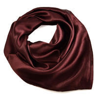 Small neckerchief 63sk001-40 - brown