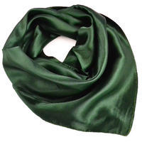 Small neckerchief - dark green