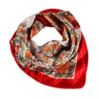 Small neckerchief 63sk004-20.01 - red