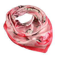 Small neckerchief 63sk004-23.27 - pink