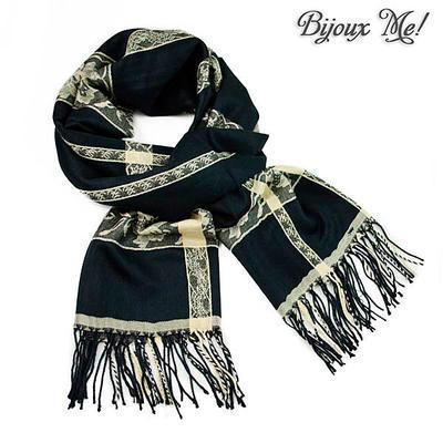 Classic cashmere scarf 69cz002-20 - red
