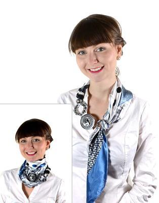 Modern II neckerchief
