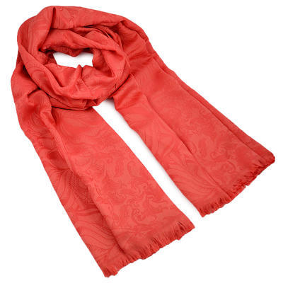 Classic cashmere scarf 69cz002-32 - turquoise - 1