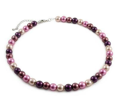 Necklace - Sweet Blueberry - 1