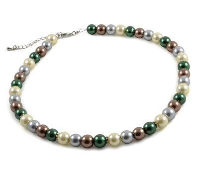 Necklace - Green Forest