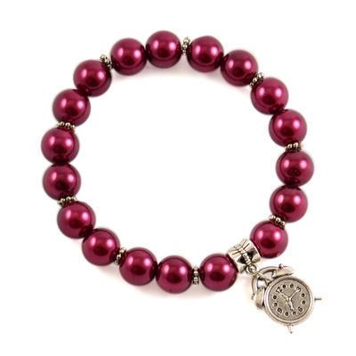Bracelet - rose pink