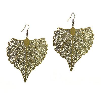 Valerie earrings - green