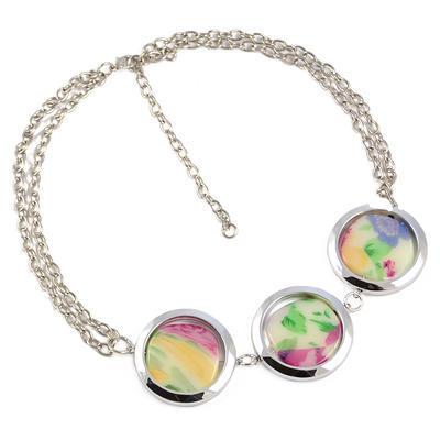 Necklace - multicolour - 1