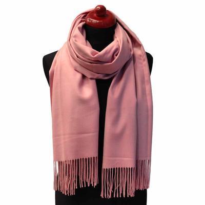 Classic cashmere scarf - beige