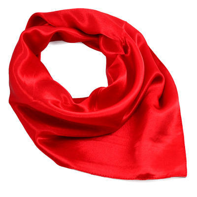 Small neckerchief 63sk001-20a - red