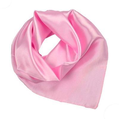 Small neckerchief 63sk001-23 - pink
