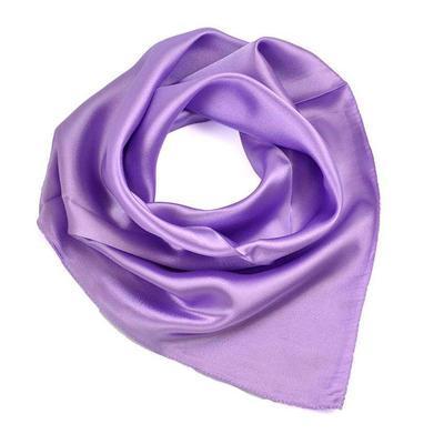 Small neckerchief - light violet
