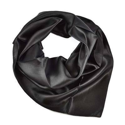 Small neckerchief 63sk001-70 - black