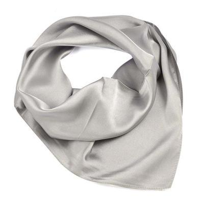 Small neckerchief - light grey