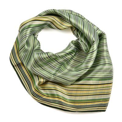 Small neckerchief 63sk003-51 - light green - 1