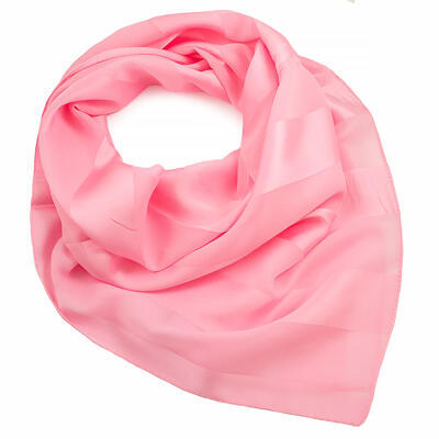 Square scarf - pink