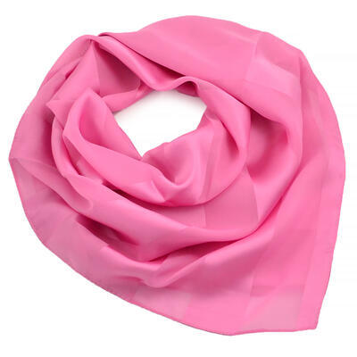 Square scarf - pink - 1
