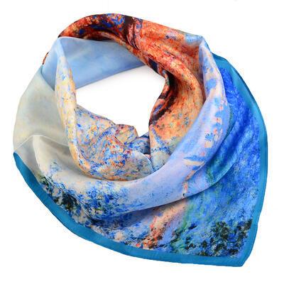 Small neckerchief - blue - 1