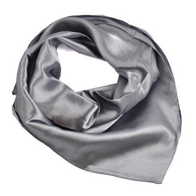 Small neckerchief 63sk001-71a - grey