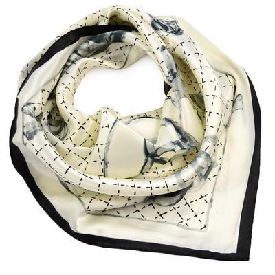 Small neckerchief - light blue - 1