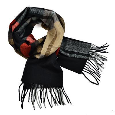 Snood 69tu001-70b - solid black - 1