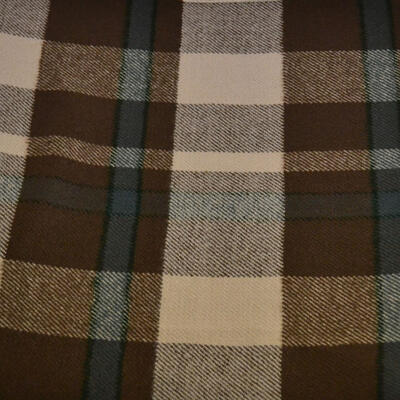 Men's scarf - brown - 2