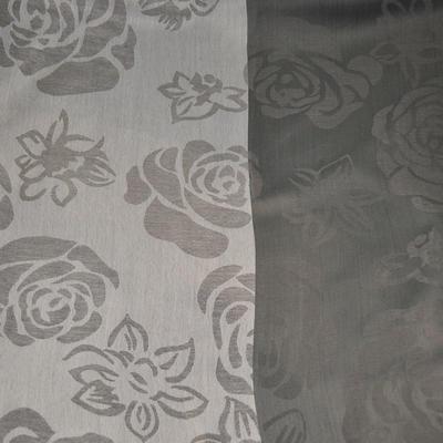 Classic women's scarf - grey - 2