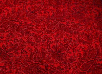Classic cashmere scarf - red - 2