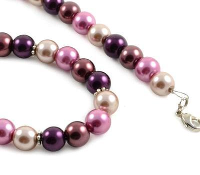Necklace - Sweet Blueberry - 2
