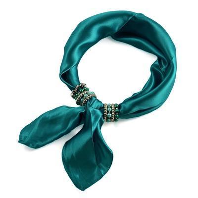 Jewelry scarf Stewardess - orange - 2