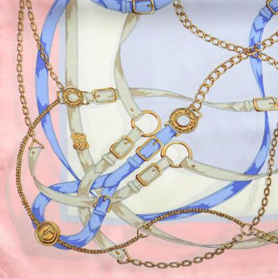 Small neckerchief - light blue - 2