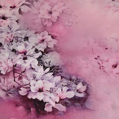 Small neckerchief - pink - 2